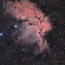 NGC 7380 Nebulosa del mago,                                Toni Climent