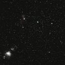 Orion Nebula,                                Wolfdrummer