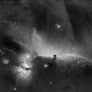 Horsehead Nebula,                                Seth