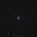 M13 - Great globular cluster in Hercules,                                Michal Vokolek
