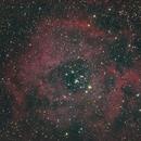 Rosette Nebula,                                Jukka Piira