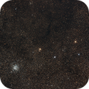 M11 and part of the milky way,                                Christian Liska