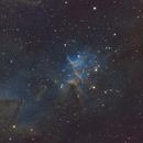The Heart Nebula, IC 1805, Sh 2-190,                                Madratter