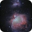 Messier 42 - Orion Nebula,                                Wolfgang Zimmermann