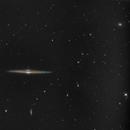 Needle Galaxy,                                Matthieu BUI