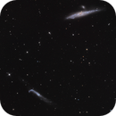 The Whale and Crowbar Galaxies,                                lefty7283