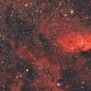 Tulip nebula Sh2-101,                                Klaus Weisensee