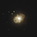 Homunculus nebula,                                Daniele Gasparri