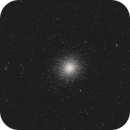 NGC 104 - First light with ASI 533,                                Gerson Pinto