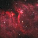 Soul Nebula IC 1848 • Sharpless 2-199,                                Marcel Drechsler