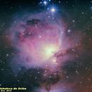 Gran Nebulosa de Orión,                                José J. Chambó