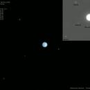 Uranus - Satelliti,                                Raimondo Sedrani