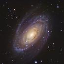 M81 - Bode's Galaxy,                                Awni Hafedh