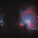 The Great Orion Nebula - M42,                                Tiago Ramires Domezi