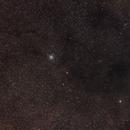 Messier 11 Wild Duck cluster,                                dugpatrick