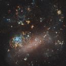 Large Magellanic Cloud Narrowband,                                remidone