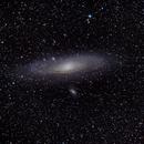 Andromeda (m31),                                R
