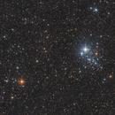 NGC 457 Owl Cluster,                                Bernhard Zimmermann