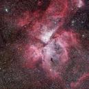 Nebulosa Eta Carinae,                                Stefano Pesci