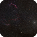Veil Nebula in Cygnus 3 x 2 Mosaic,                                Sigga