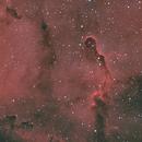 Elephant's Trunk Nebula (HaRO3GB),                                Charles Ward