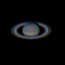 Saturn-testing ASI 290 MC-Meade triplet-Bresser Barlowx5-IR/UV filter-SharpCap,                                Adel Kildeev
