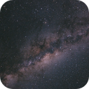 Bortle 1 Sky: Milky Way Core at Zenith,                                BQ_Octantis