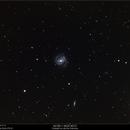 M 100, NGC 4312,                                Gérard Nonnez
