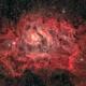 M8 - Lagoon Nebula,                                Emanuele La Barbera