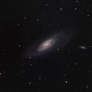 M106 and Environs,                                Michael Feigenbaum