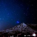 panoramica tramonto delle pleiadi,                                Carlo Colombo
