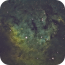 Ced 214 (NGC 7822) SHO,                                Mike Hislope