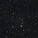 17th Magnitude Comet in Front of Draco Dwarf Galaxy,                                Dan Bartlett