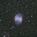 Messier 27,                                Adrie Suijkerbuijk