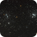 h & Chi Persei - The Double Cluster - NGC 884 & NGC 869,                                Terry Danks