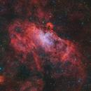 M16 Eagle Nebula (RGBSHO),                                Toshiya Arai