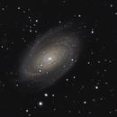 M81 - Bode's Galaxy,                                scottj05