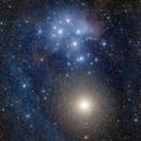 Venus-M45,                                Amir H. Abolfath