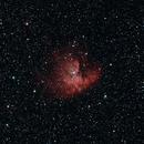 Pacman Nebula, NGC 281,                                Andrei Prakapovich