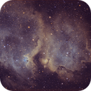 IC 1848 - Soul Nebula,                                Doug MacDonald