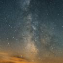 Voie Lactée argentique 2,                                Nono