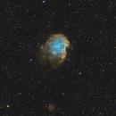 NGC 2174,                                Edward Overstreet