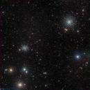 Messier 53,                                Miles Zhou
