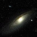 M31 Andromeda Galaxy,                                Jay P Swiglo