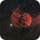 IC443 Jellyfish Nebula,                                J. Norris