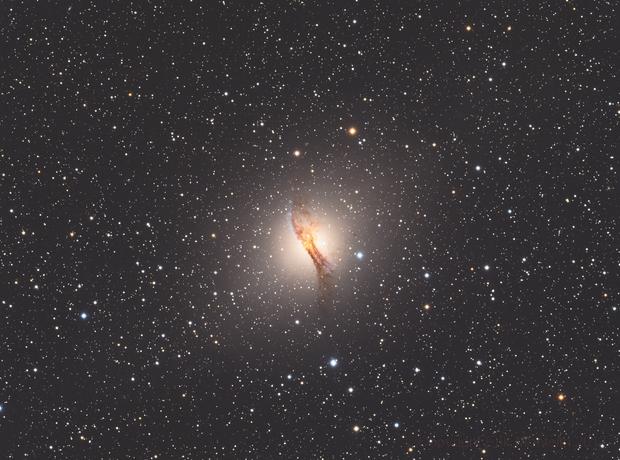 Centaurus A,                                Erik