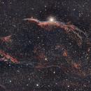 NGC6960 Nebulosa Velo Ovest,                                Eldar