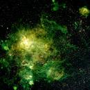 NGC 2070 - Tarantula Nebula - 494mm - 13112017 - HSO,                                Gabe van den Berg