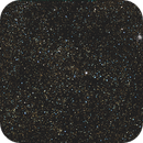 NGC7789 (Cassiopeia const.) and others open clusters wide field / Canon 1000D+Samyang 135mm f/2.0 / SW SA,                                patrick cartou
