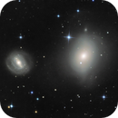 M85 and NGC 4394,                                Frank Colosimo